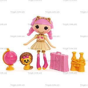 Кукла Minilalaloopsy Кэт из серии «Маленькие пуговки», 522478