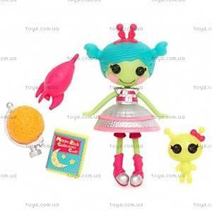 Кукла Minilalaloopsy Хэйли из космоса серии «Забавные пуговки», 527251