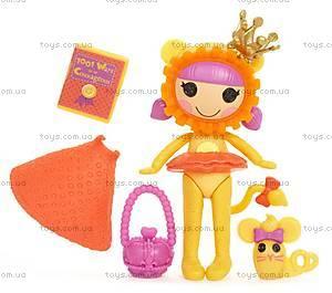 Кукла Minilalaloopsy Храбрый Лев из серии «Изумрудный город», 522423
