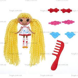 Кукла Minilalaloopsy Художница серии «Кудряшки-симпатяшки», 522171