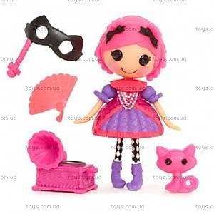 Кукла Minilalaloopsy Конфетти серии «Забавные пуговки», 527282