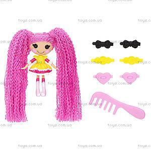 Кукла Minilalaloopsy Печенюшка-Сладкоежка серии «Кудряшки-симпатяшки», 527480