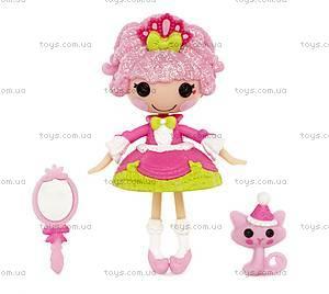 Кукла Minilalaloopsy «Принцесса Блестинка» серии Lalabration, 536253