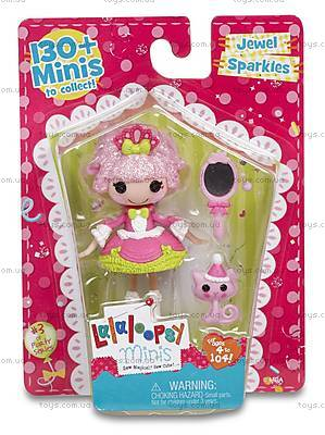 Кукла Minilalaloopsy «Принцесса Блестинка» серии Lalabration, 536253, купить