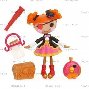 Кукла Minilalaloopsy Пиратка Пэгги серии «Забавные пуговки», 527275