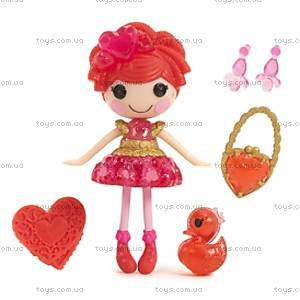 Кукла Minilalaloopsy Рубин серии «Принцессы-самоцветы», 529743