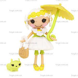 Детская кукла Minilalaloopsy Маргаритка серии «Цветочные феи», 527237