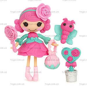 Кукла Розочка Minilalaloopsy серии «Цветочные феи», 527220