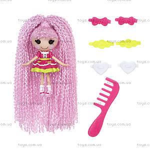 Кукла Minilalaloopsy Принцесса Блестинка серии «Кудряшки-симпатяшки», 522157