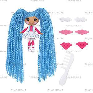 Кукла Снежинка Minilalaloopsy серии «Кудряшки-симпатяшки», 522164