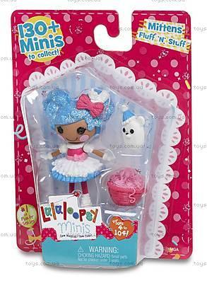 Кукла Minilalaloopsy «Снежинка» серии Lalabration, 536277, купить