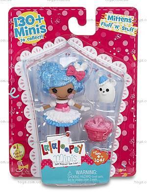 Кукла Minilalaloopsy «Снежинка» серии Lalabration, 536277, фото