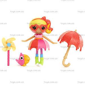Кукла Minilalaloopsy Радужная Эйприл серии «Маленькие пуговки», 522461