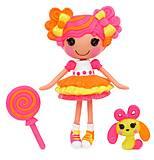Кукла Mini Lalaloopsy Кэнди из серии «Праздник в стране Лалалупси», 533887, фото