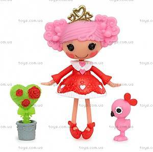 Кукла Mini Lalaloopsy Принцесса Роза из серии «Праздник в стране Лалалупси», 533894
