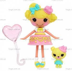 Кукла Minilalaloopsy Сластёна из серии «Праздник в стране Лалалупси», 533917