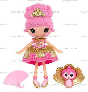 Кукла Minilalaloopsy Принцесса Кристал из серии «Сказочные превращения», 533993