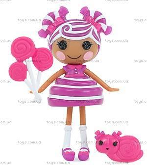 Кукла Minilalaloopsy с аксессуарами «Ириска», 534877