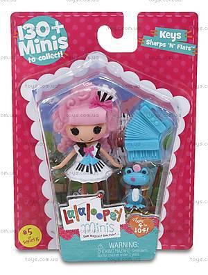 Кукла Клавесина Minilalaloopsy серии «В мире музыки», 534006, купить