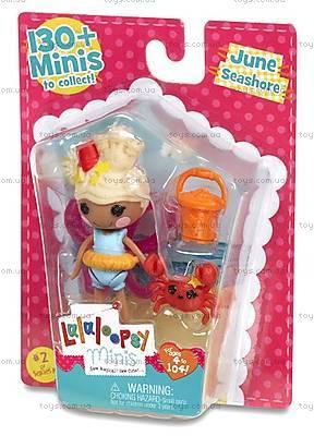 Кукла Лето Minilalaloopsy серии «Времена года», 533948, купить
