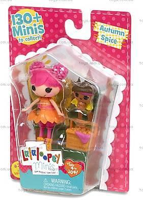 Кукла Осень Minilalaloopsy серии «Времена года», 533931