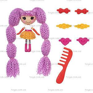 Кукла Minilalaloopsy Смешинка серии «Кудряшки-симпатяшки», 522188