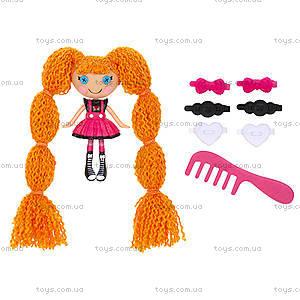 Кукла Minilalaloopsy Умница-Отличница серии «Кудряшки-симпатяшки», 527473