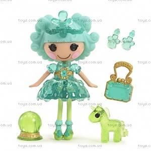 Кукла Minilalaloopsy Изумруд серии «Принцессы-самоцветы», 529712