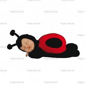 Кукла-младенец Anne Geddes «Божья коровка», 579111