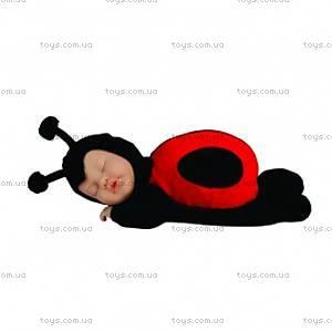 Кукла-младенец «Божья коровка» Anne Geddes, 525241