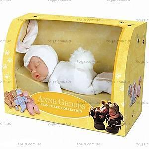 Кукла-младенец Anne Geddes «Снежный зайчик», 579107