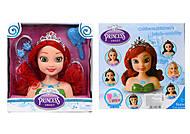 Кукла-модель Принцесса для причесок, 2815-12, фото