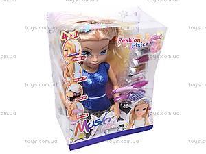 Кукла-модель для причесок, 83288, магазин игрушек