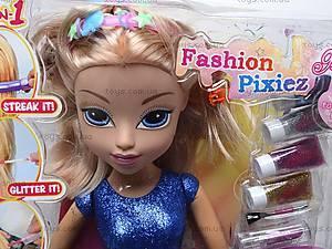 Кукла-модель для причесок, 83288, toys