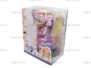 Кукла-модель для причесок, 83288, фото