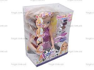 Кукла-модель для причесок, 83288, отзывы