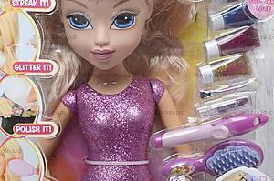 Кукла-модель для причесок, 83288, игрушки
