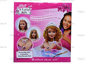 Кукла-модель с аксессуарами, 83267, игрушки