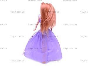 Кукла-модница с аксессуарами, 6611B, купить