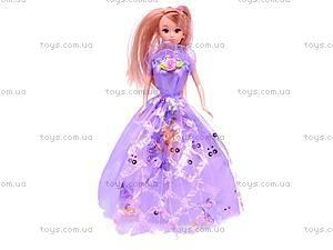 Кукла-модница с аксессуарами, 6611B