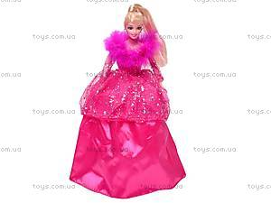 Кукла-модница с нарядами, 89040