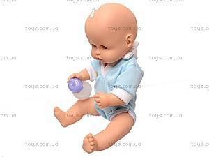 Кукла «Мое солшышко» с погремушками, LD9502C, фото