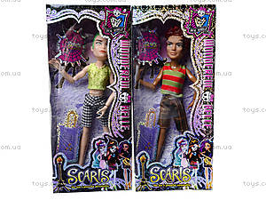 Кукла Monster High «Scaris», 330C-21C-2