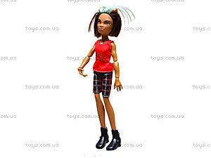 Кукла для девочек Monster Boy, WX01-8910, купить