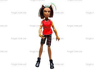 Кукла для девочек Monster Boy, WX01-8910, цена