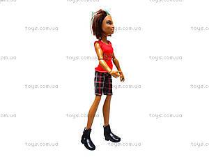 Кукла для девочек Monster Boy, WX01-8910, детские игрушки