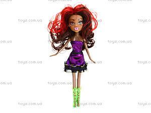 Детская кукла Monster Girl с зонтиком, 664A664B, цена