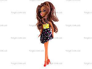 Кукла Monster Girl «Spooky», Q29A, отзывы