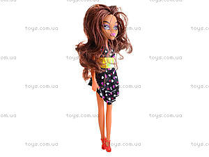 Кукла Monster Girl «Spooky», Q29A, игрушки