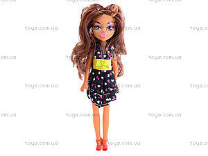 Кукла Monster Girl «Spooky», Q29A, детские игрушки